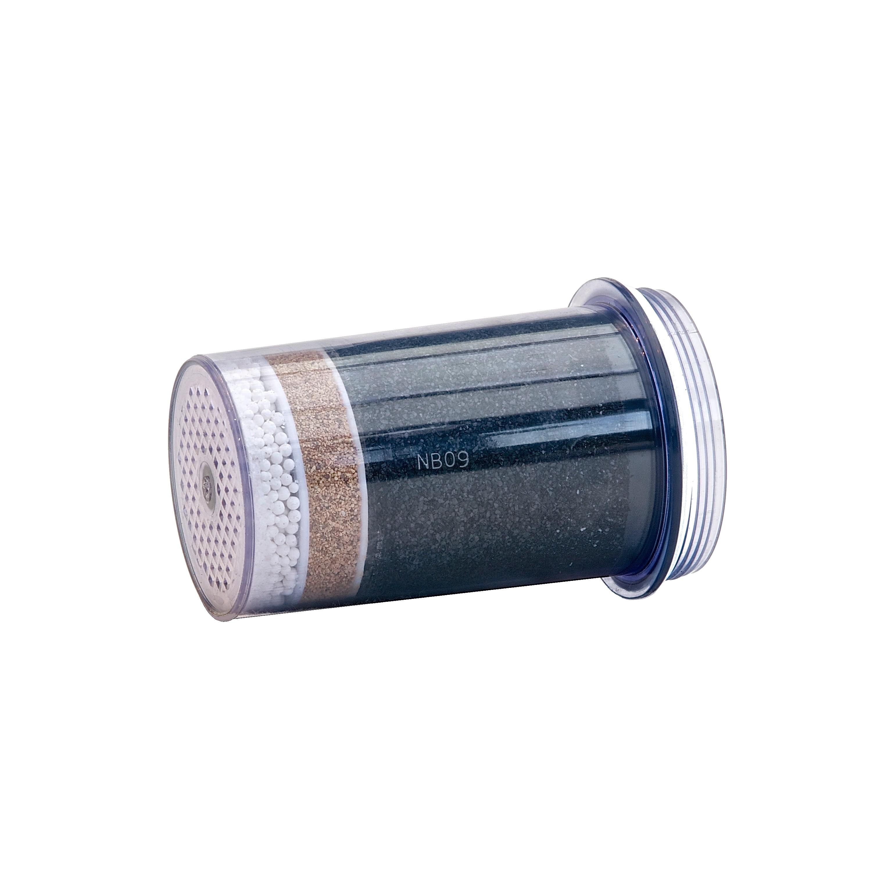 Cartouche charbon actif pour filtre Aqualine