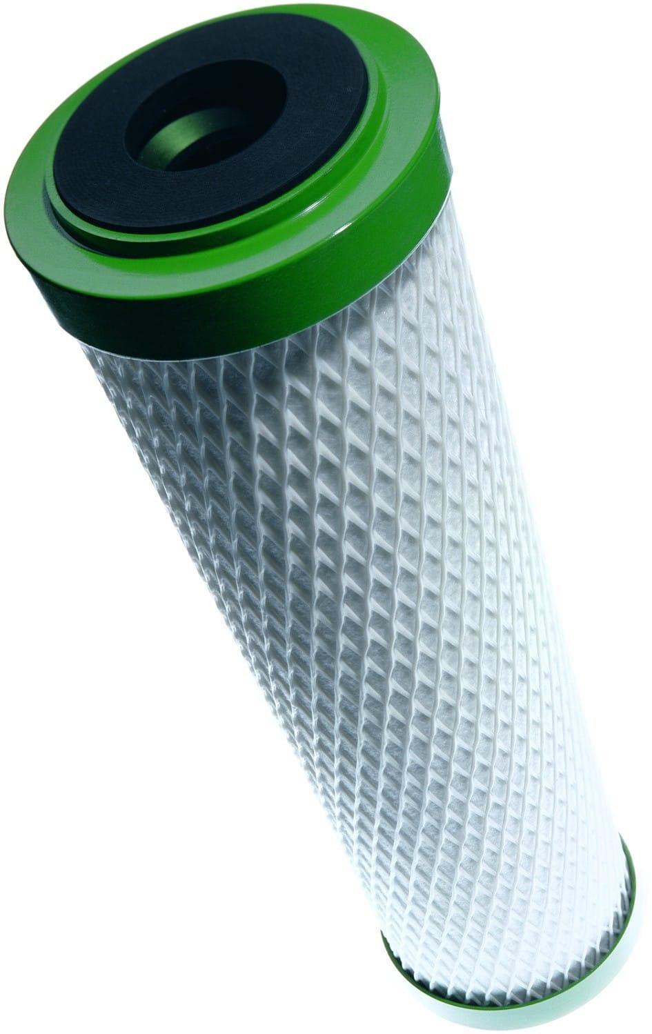 Cartouche NFP Premium de Carbonit recharge pour filtres 9 - 3/4 soit 70 x248 mm