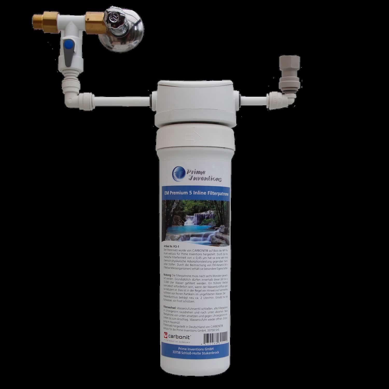 Aqua Avanti Inline Kit complet Anticalcaire EK7