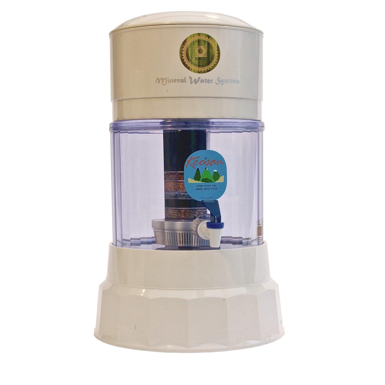 Fontaine Aqualine 12 litres KS-971 - distributeur d'eau filtrée