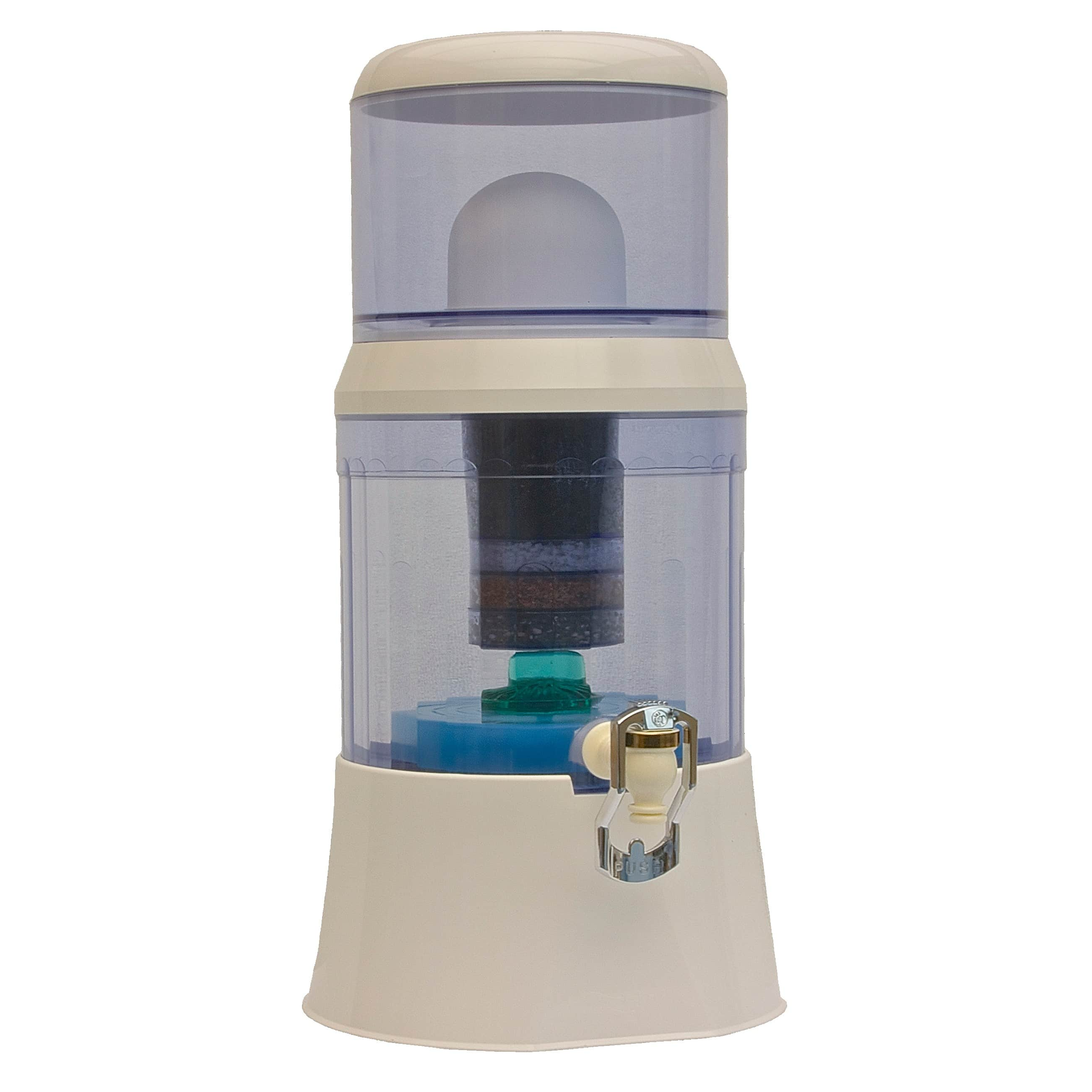 Fontaine filtrante EVA BEP ou PLC en 7, 12 ou 25 litres