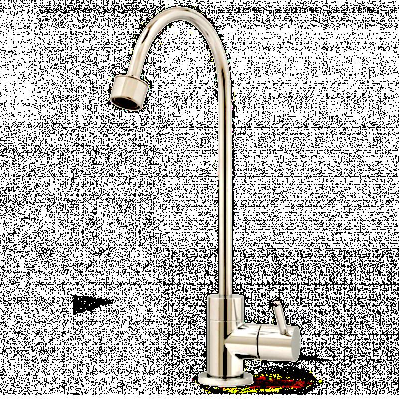 Le robinet de cuisine WS8 avec aerateur pour l'eau filtrée  - Carbonit®