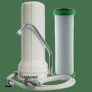 sanuno de carbonit le filtre relie en un clin doeil a votre robinet